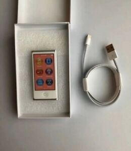 Apple iPod Nano 8th Generation Silver NKN22LL/A New
