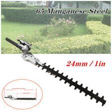50CM Garden Hedge Trimmer Cutter Lawn Mower Blade Teeth Hedge Brush Steel Tool