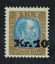 CKStamps: Iceland Stamps Collection Scott#142 Mint H OG