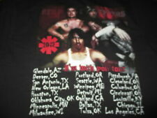 2012 RED HOT CHILI PEPPERS I'm with You Concert (XL) T-Shirt Anthony Kiedis FLEA
