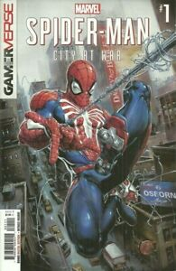 Spider-Man City at War #1 - pick A or B or retailer incentives TCM NM/MT or #5C