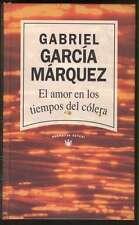 Gabriel Garcia Marquez Book Amor En Los Tiempos De Colera 1993