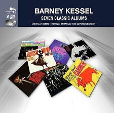 Barney Kessel SEVEN CLASSIC ALBUMS Some Like It Hot BOSSA NOVA New Sealed 4 CD