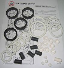 1993 Gottlieb/Premier Gladiators Pinball Machine Rubber Ring Kit