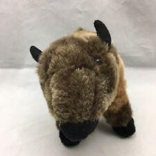 "American Bison Buffalo Plush 8"" Toy National Parks Conservation Association"