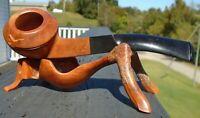 Balister Tobacco Pipe Imported Briar Vintage Estate Find