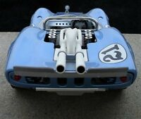 1 GT Race Car Poweredby Ford Built T 40 Sport 1966 Vintage 24 Metal 20 Model 12