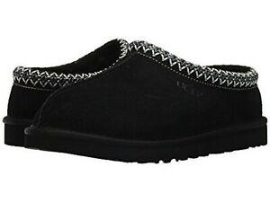 NEW UGG Mens Tasman 5950-black Slipper Shoes Sandals Clog Water Resistant-NIB