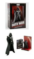Star Wars Darth Vader Figurine and Mini Booklet Together Rule Box Set New