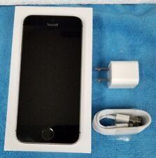 In OEM Box Apple iPhone SE 64GB Space Gray (GSM Global Unlocked) Fair 6/10