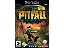 # Pitfall: la expedición perdidos (alemán) Nintendo GameCube/GC juego #
