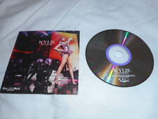 Parlophone Promo Dance Pop Music CDs