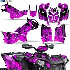 Decal Graphic Kit Polaris Scrambler 850/1000 XP ATV Quad Wrap Deco 13-16 ICE P