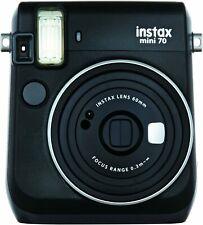 Fujifilm Instax Mini 70 Sofortbildkamera Schwarz