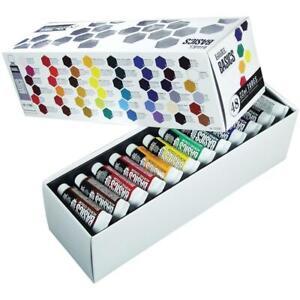 Liquitex BASICS Acrylic Paint 22ml - 48/Pkg - Assorted Colors