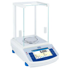 Radwag AS 220.X2 Analytical Balance 220g x 0.1mg Laboratory Scale Check Weighing