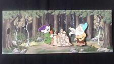 Disney D23 EXPO WDI Little Mermaid Snow White & The Seven Dwarfs Dopey Pin LE200
