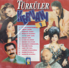 Türküler Kervani 1-Mix Albums-CD NEUF Albums