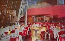 Dallas Texas Town & Country Restaurant Sirloin Room vintage pc Z21761