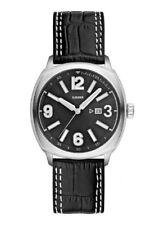 s Oliver Herrenuhr SO-2201-LQ Leder Armbanduhr Uhr Uhren