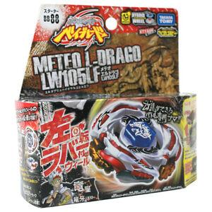 GENUINE Takara Tomy Meteo L-Drago LW105LF Beyblade BB-88 ii Japanese STARTER SET
