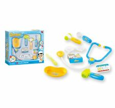 MEDICAL KIT DOCTOR NURSE BOYS CARRY CASE KIT PLAY SET KIDS TOY FUN GIFT