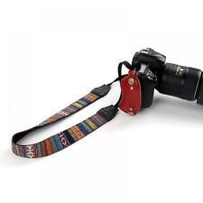 Vintage Retro Strap Camera Belt Camera Neck Shoulder for Canon Nikon Sony