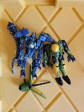 Transformers Beast Wars Dinobots Lot RapticonAnd Hardhead