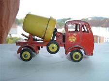 Zebra Toys England Foden Cement Mixer Nuevo barril plástico y neumáticos ver las fotos