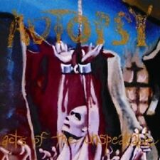 """AUTOPSY """"ACTS OF THE UNSPEAKABLE"""" CD DIGIPACK NEUWARE"""