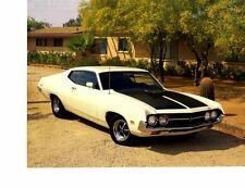 1971 FORD TORINO COBRA ~ GREAT CALENDAR PHOTO / PICTURE / AD