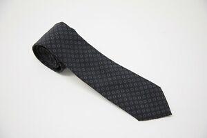 NWT  Brunello Cucinelli Men's 100% Wool Dotted Print Necktie One Size  A191