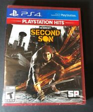 inFamous Second Son [ PlayStation Hits ] (PS4) NEW