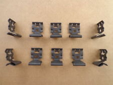 10 NOS WINDOW REVEAL MOLDING CLIPS! 1955-64 CADILLAC, 61-64 IMPALA, 55-60 28-26Z