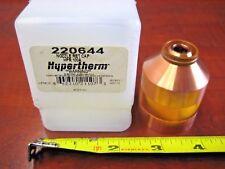 Hypertherm 220644 Nozzle Ret Cap CNC Plasma Cutting Table HPR 100A Retention Amp