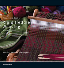The Ashford Book of Rigid Heddle Weaving by Rowena Hart
