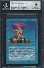 Alpha Prodigal Sorcerer BGS 9 Graded Magic MTG (1650) -magicgraders-