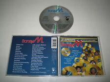 BONEY M/32 SUPERHITS(HANSA/610 550)CD ÁLBUM