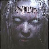 Annihilator - (2010) self titled cd earache