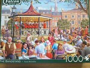 Falcon de luxe The Banstand 1000 piece jigsaw puzzle