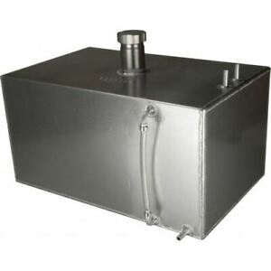 OBP 6 Gallon Carré Aluminium Réservoir à Carburant (OBPFT005)