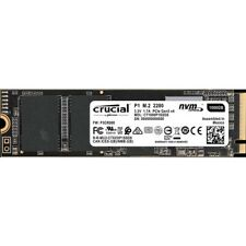 Crucial 1 TB Solid State Drive - M.2 2280 Internal - PCI Express