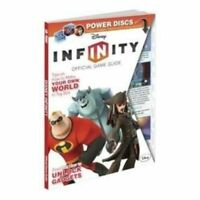 Disney Infinity Strategy Guide Very Good