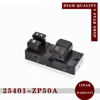25401-ZP50A Window Master Control Switch for Nissan Frontier 2007-2017 2.5L 4.0L
