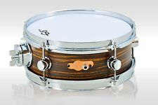 10 inch Dual Trigger Electronic Drum / Snare Drum / Tom / Mesh Head / Chrome Rim