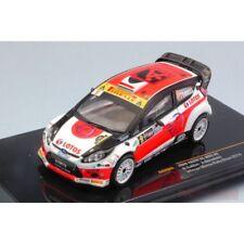 IXO MODEL RAM602 FORD FIESTA RS WRC N.8 RALLY MONZA 2014 KUBICA-BENEDETTI 1:43