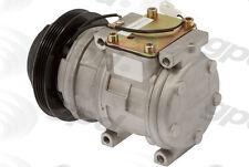Global Parts Distributors 6511623 New Compressor And Clutch