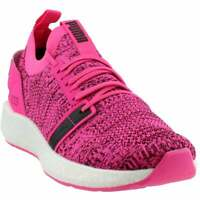 Puma Nrgy Neko Engineer Knit Womens Running Sneakers Shoes    - Pink - Size 9.5