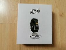 Rise Motion 2 Fitness Tracker. New