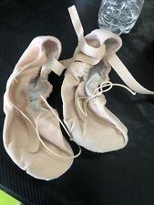 bloch dance shoes 8a